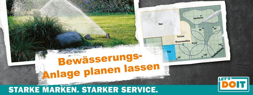 Bewässerungsplanung