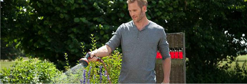 richtige Gartenbewässerung
